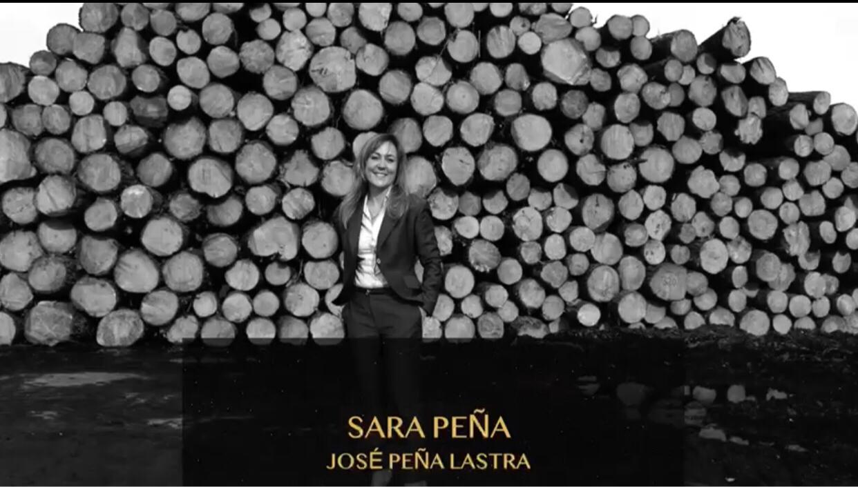 Sara peña lastra premio mujer empresaria 2020